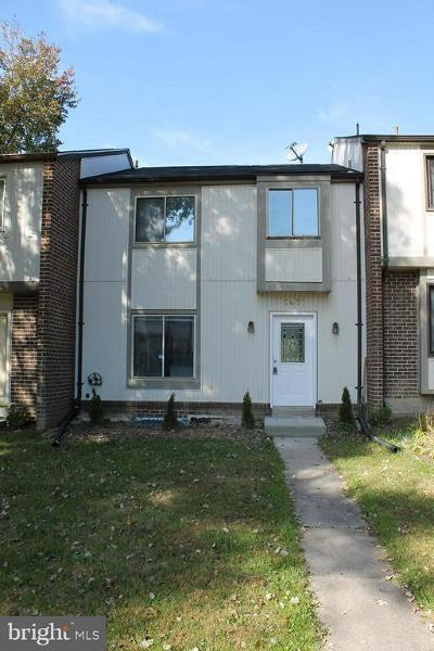Gaithersburg MD Townhouse For Sale: $325,000