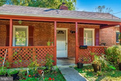 Silver Spring Single Family Home For Sale: 102 Ritchie Avenue