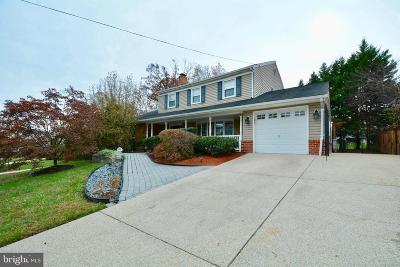 Calverton Single Family Home For Sale: 2823 Calverton Boulevard