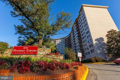 Silver Spring Condo For Sale: 8830 Piney Branch Road #601