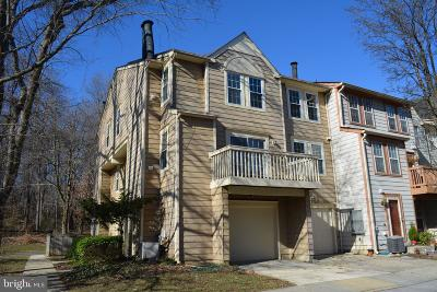 Burtonsville Condo For Sale: 14714 Wexhall Terrace #17-175