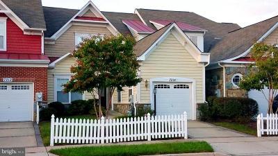 Laurel Townhouse For Sale: 7214 Winterfield Terrace