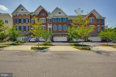 Upper Marlboro Townhouse For Sale: 10804 Lariat Way