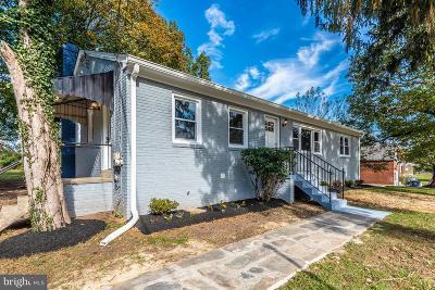 Clinton Single Family Home For Sale: 6603 Horseshoe Road