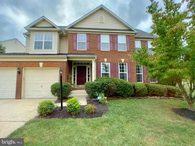 Bowie Single Family Home For Sale: 4806 Tylers Hope Drive