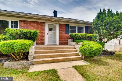 Fairlawn Single Family Home Active Under Contract: 1114 Montrose Avenue