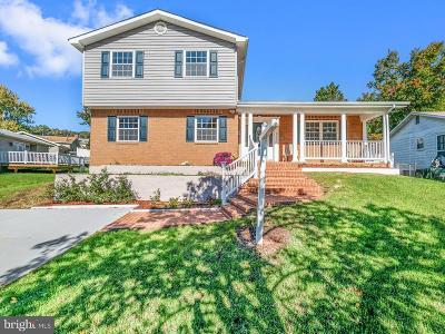 Laurel Single Family Home For Sale: 8402 Montpelier Drive