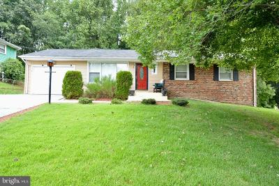 Capitol Heights Single Family Home For Sale: 7722 Beechnut Road