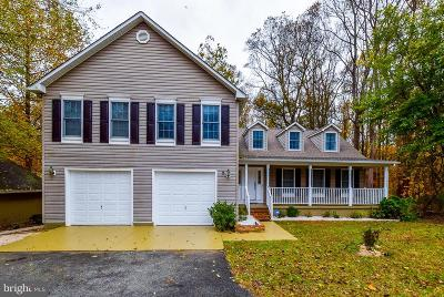 Upper Marlboro Single Family Home For Sale: 10607 Brookes Reserve Road