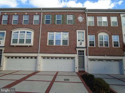 Upper Marlboro Townhouse For Sale: 14638 Hawley Lane