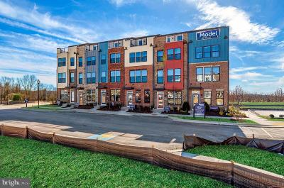 Hyattsville Townhouse Under Contract: 6206 Monitor Street #511D