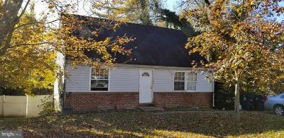 Clinton Single Family Home Active Under Contract: 3709 Kidder Road
