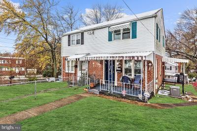 Riverdale Townhouse For Sale: 5302 59th Avenue