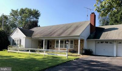 Bowie, Upper Marlboro Single Family Home Active Under Contract: 12503 Stem Lane