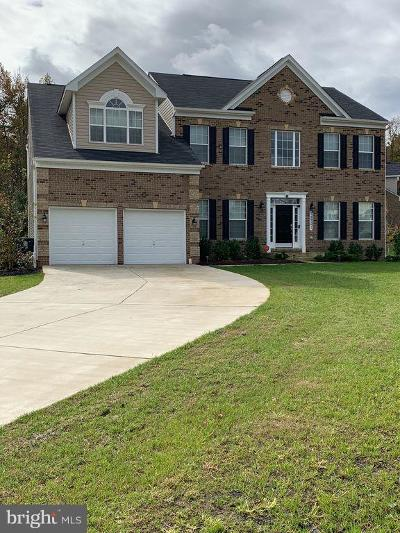 Upper Marlboro Single Family Home For Sale: 12201 Wallace Landing Court