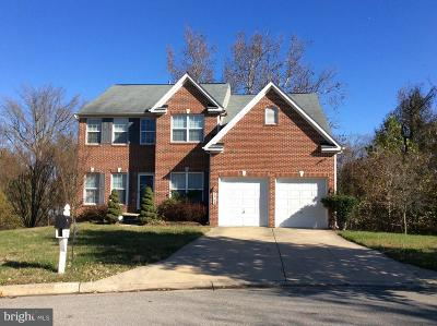 Upper Marlboro Single Family Home For Sale: 2702 Lantana Drive