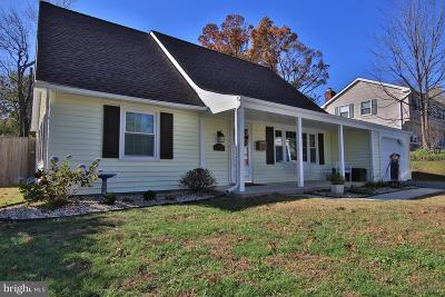 Bowie Single Family Home For Sale: 13459 Overbrook Lane
