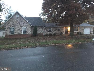 Fort Washington Single Family Home For Sale: 4601 Pendall Drive