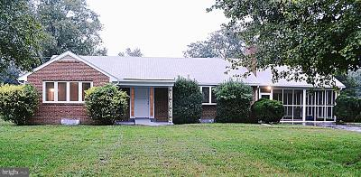 Fort Washington Single Family Home For Sale: 10705 Riverview Road