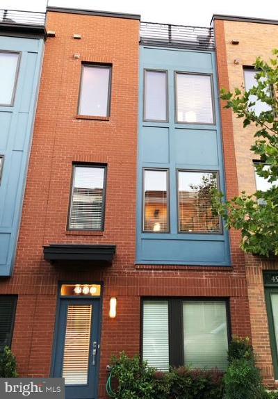 Hyattsville Rental For Rent: 4551 Longfellow Street