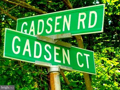 Upper Marlboro Residential Lots & Land For Sale: 14022 Gadsen Court