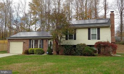 Upper Marlboro Single Family Home For Sale: 17308 Clairfield Lane
