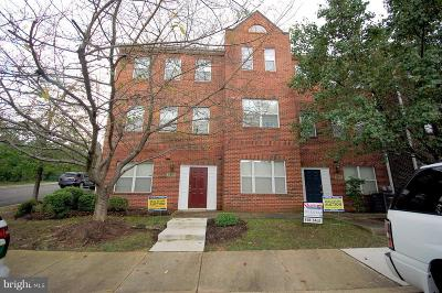 Fort Washington Condo For Sale: 12807-12809 Old Fort Road #1-101 AN
