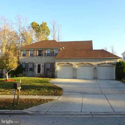 Upper Marlboro Single Family Home For Sale: 10201 Spring Water Lane