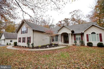 Accokeek Single Family Home Active Under Contract: 15401 Jamies Way
