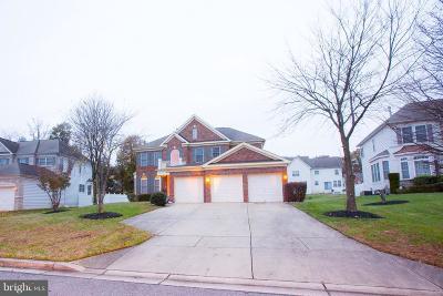 Lanham Single Family Home For Sale: 6306 Langdon Lane