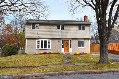 Oxon Hill Single Family Home For Sale: 1414 Dunwoody Avenue