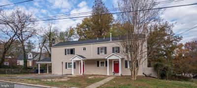 Oxon Hill Single Family Home For Sale: 610 Modoc Lane