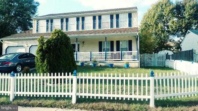 Upper Marlboro Single Family Home For Sale: 10712 Devlin Drive