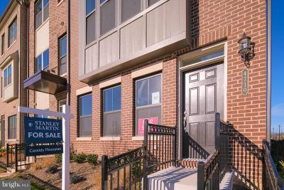 Prince Georges County Townhouse For Sale: 4710 Underwood Street