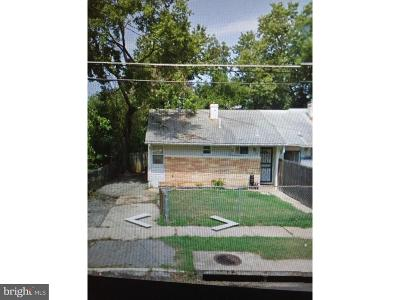 Landover Single Family Home For Sale: 7630 Normandy Road
