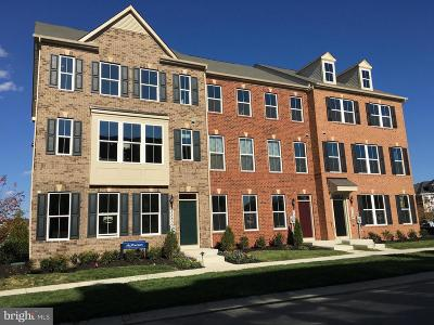 Lanham Townhouse Under Contract: 10045 Dorsey Lane #114E
