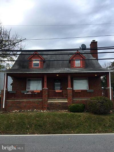 Temple Hills Single Family Home Active Under Contract: 4811 Old Branch Avenue