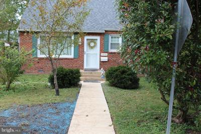 College Park Single Family Home For Sale: 5006 Cheyenne Place