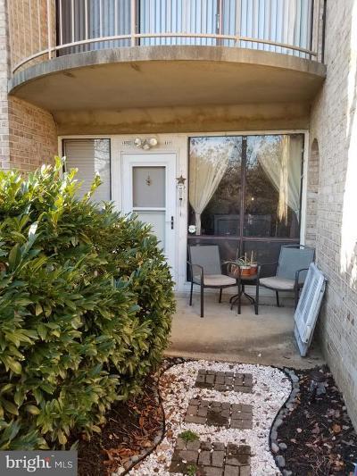 Temple Hills Condo For Sale: 3339 Huntley Square Drive #T-2