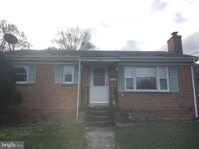 Beltsville Single Family Home Under Contract: 4405 Yucca Street