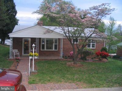 Hyattsville Rental For Rent: 3302 Pennsylvania Street