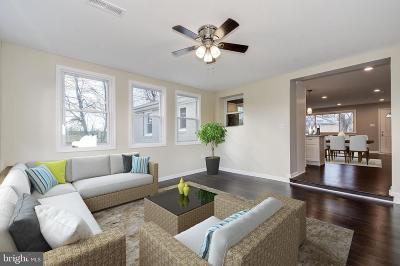 Brandywine Single Family Home For Sale: 12121 N Keys Road
