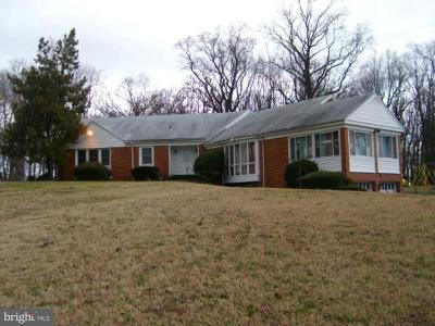 Anne Arundel County, Calvert County, Charles County, Prince Georges County, Saint Marys County Commercial Under Contract: 6116 Addison Road