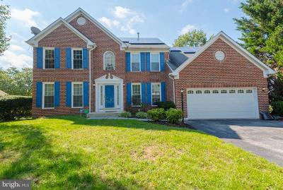 Upper Marlboro Single Family Home For Sale: 10403 Bending Brook Way