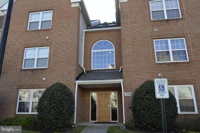 Bowie Condo For Sale: 3706 Excalibur Court #301