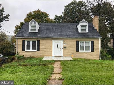 Oxon Hill Single Family Home Under Contract: 119 Seneca Drive