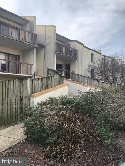 Upper Marlboro MD Condo For Sale: $80,000