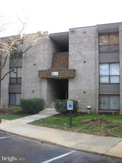 Temple Hills Condo For Sale: 3319 Huntley Square Drive #C