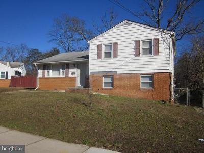 Lanham Single Family Home Active Under Contract: 6415 98th Avenue