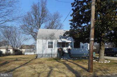 District Heights Single Family Home For Sale: 7904 Jordan Park Boulevard